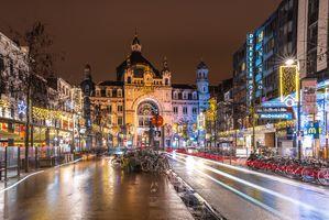 Фото бесплатно Антверпен-Центральный, Бельгия, город