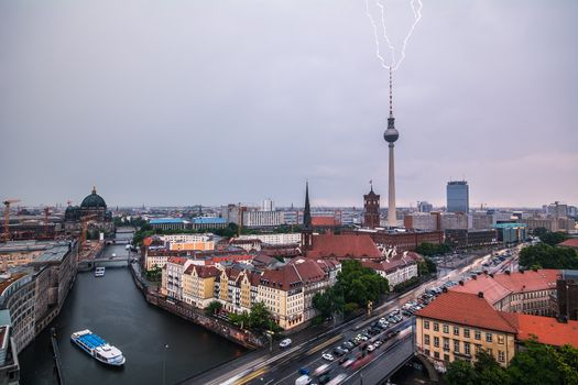 Photos of berlin, lights online for free