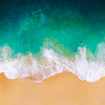 Photo free beach, sand, waves
