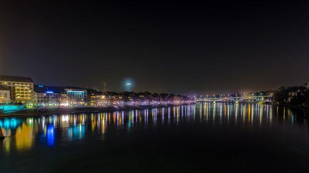Фото бесплатно Basel, Panorama, Базель