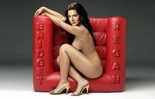 Bridget Regan Sitting