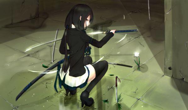 Фото бесплатно оружие, kikivi, меч