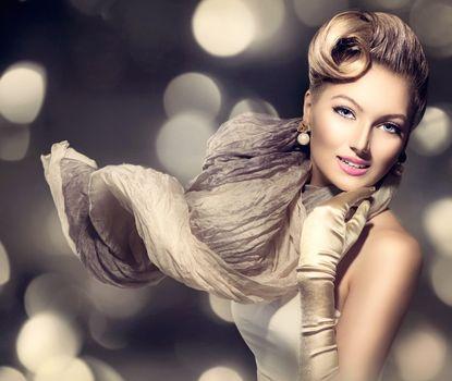 Photo free model, decoration, style