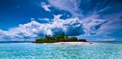 Фото бесплатно Филиппины, море, волны