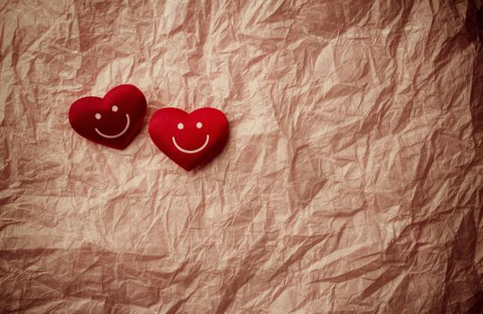Фото бесплатно боке, сердце, сердечки