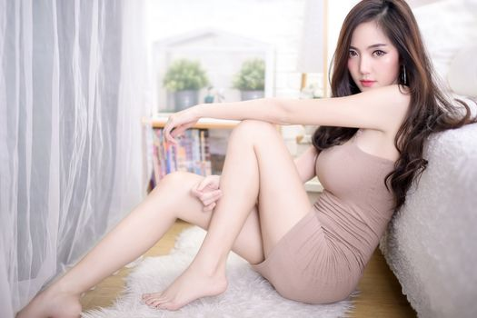Фото бесплатно модель, азиатские модели, волосы