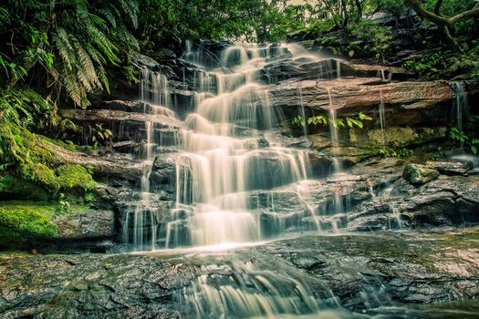 Photo free Somersby Falls, NSW, Australia