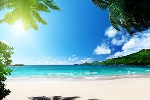 Фото бесплатно океан, рай, лето