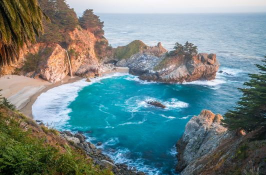 Photo free Big Sur, California, sea
