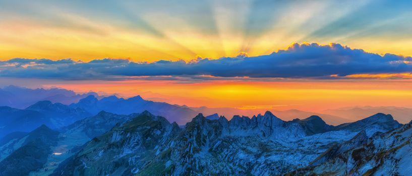 Photo free Switzerland, Alps, mountain