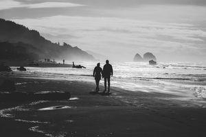 Фото бесплатно берег, черное, облако