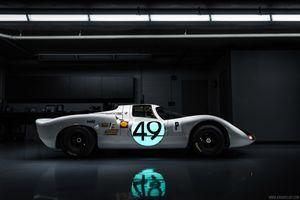 Заставки Porsche 907, Cars, Artist