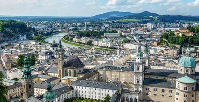 Бесплатные фото Зальцбург,Зальцкаммергут,Австрия