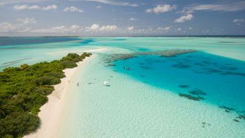 Фото бесплатно залив, пляж, дневной свет