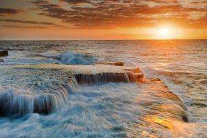 Заставки Maroubra, Australia, океан