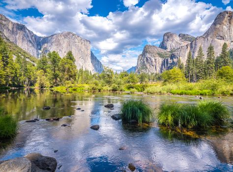 Photo free California, Yosemite Valley, nature