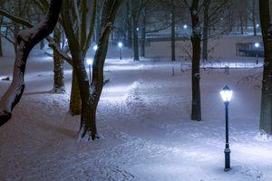 Фото бесплатно Центральный парк, Нью-Йорк, Америка
