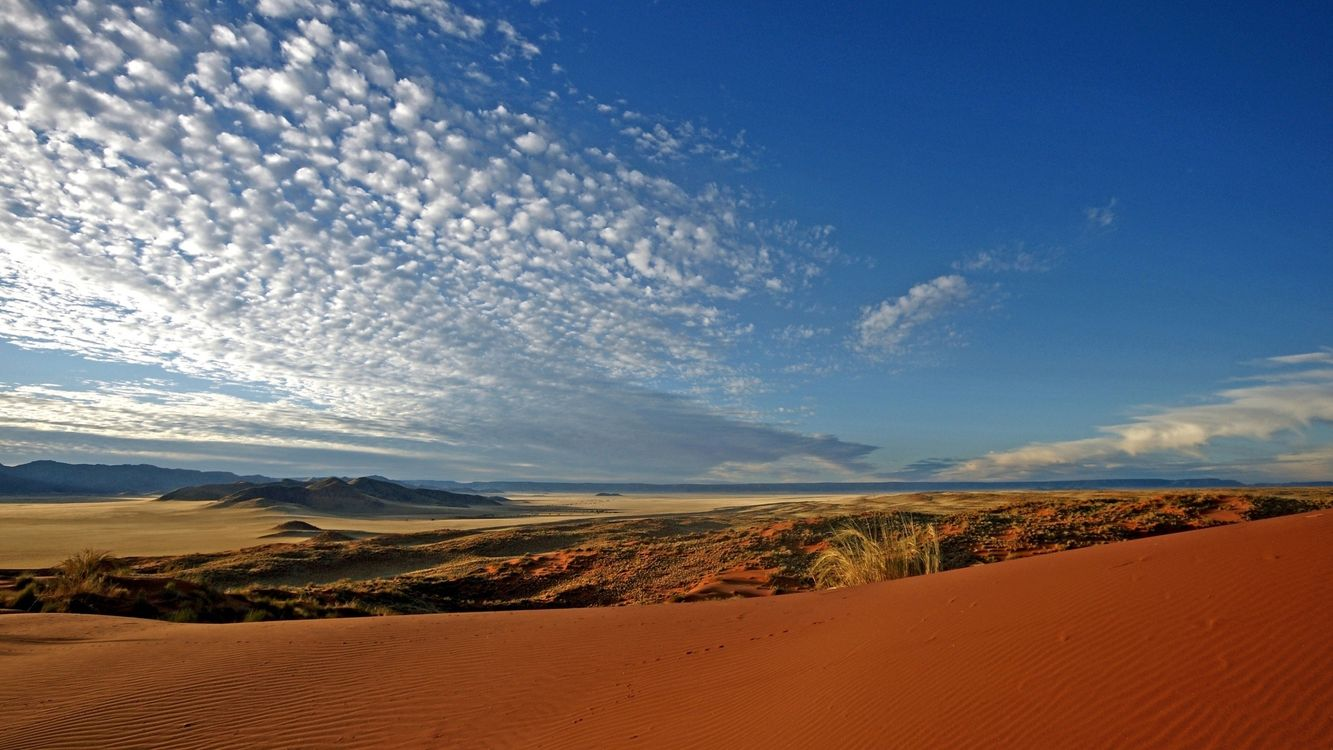 Photos for free clouds, desert, landscapes - to the desktop