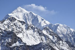 Заставки пакистан,горы,снег,зима,пейзаж,горные рельефы,горный хребет