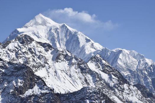 Бесплатные фото пакистан,горы,снег,зима,пейзаж,горные рельефы,горный хребет,гора,массив,небо,АР Тэ,гребень