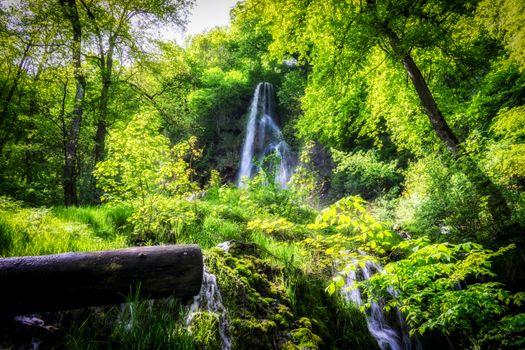 Фото бесплатно Бад Урах Баден-Вюртемберг, Германия, Делавэр