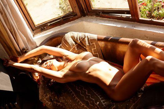 Фото бесплатно девушка, сексуальная, декольте