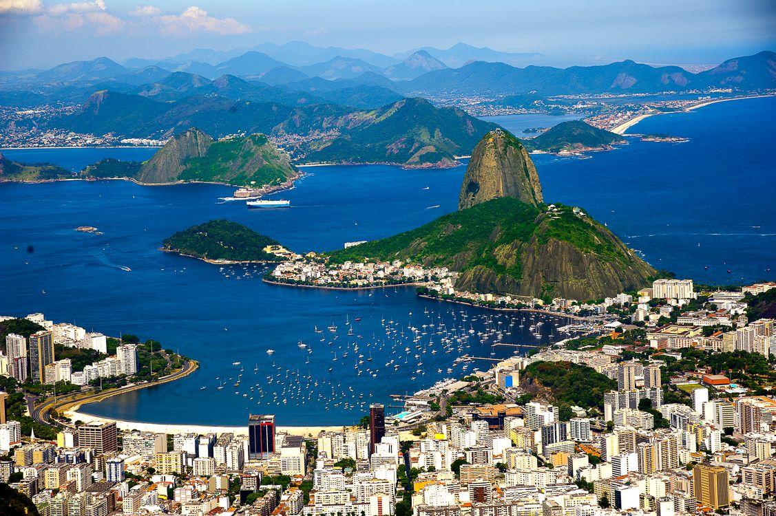 Фото бесплатно Rio de Janeiro, Brazil, Рио-де-Жанейро - на рабочий стол