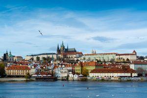 Фото бесплатно Чехия, город, Пражский град
