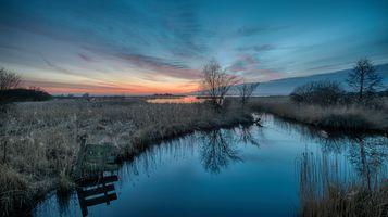 Заставки природа, озеро, пруд