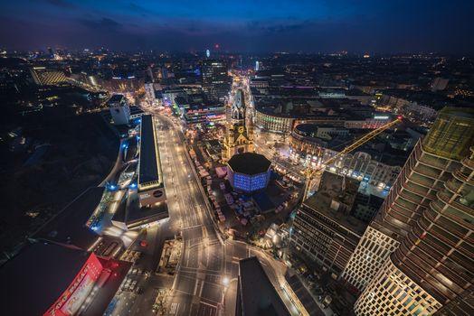 Фото бесплатно освещение, архитектура, Берлин
