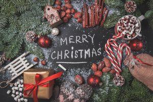 Бесплатные фото декор, праздник, новый год, рождество
