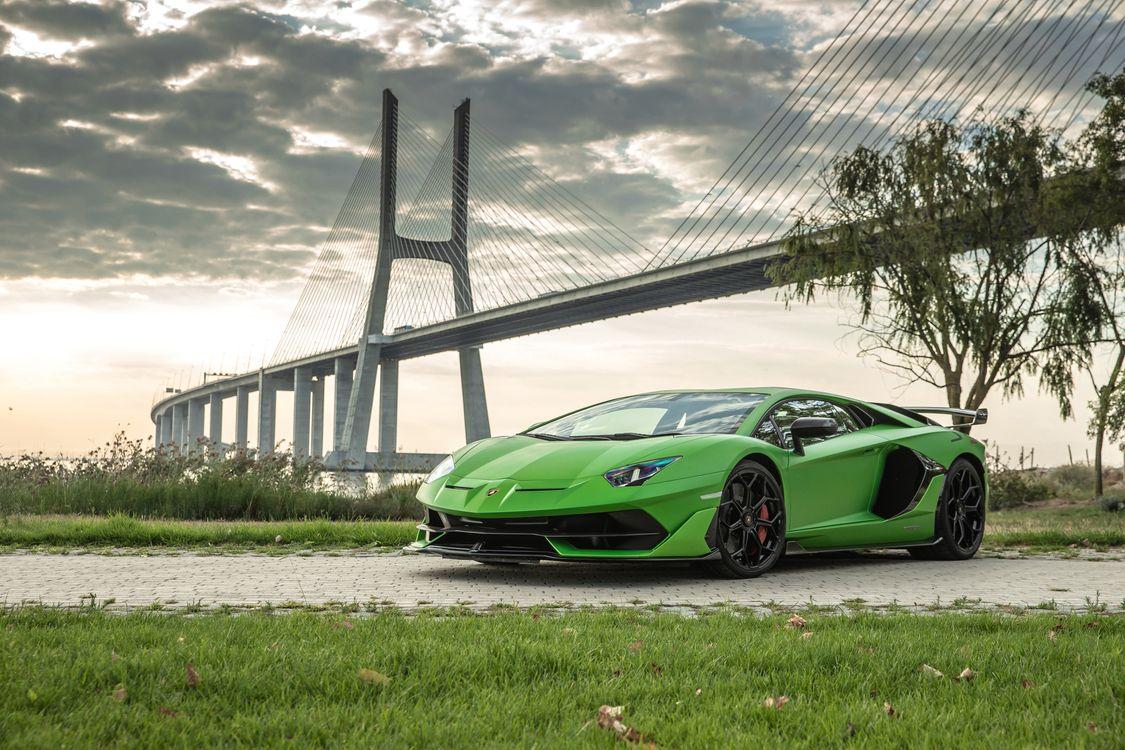 Фото бесплатно SVJ Lamborghini Aventador, Lamborghini Aventador, Lamborghini - на рабочий стол