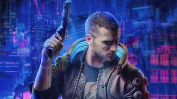 Photo free Ps Games, Cyberpunk 2077, 2020 Games