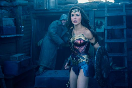 Фото бесплатно Чудо-Женщина, Кино, Супер Герои
