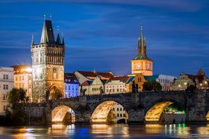 Бесплатные фото Старая башня моста,Старый город,Карлов мост,Прага,Чехия