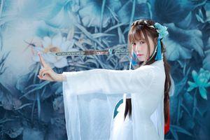 Бесплатные фото Девушка самурай,девушка,девушки,макияж,лицо,косметика,стиль