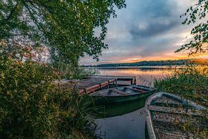 Фото бесплатно Германия, Brandenburg, Одерланд