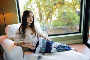 Фото бесплатно Li Moon, сексуальная девушка, beauty, сексуальная, молодая, богиня, киска, красотки, модель