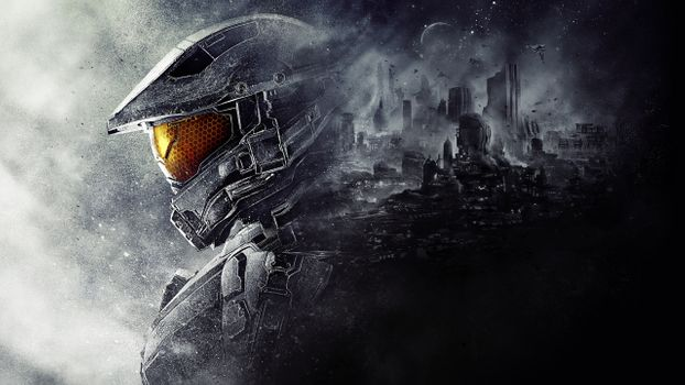 Photo free first person shooter, chief chief, halo 5