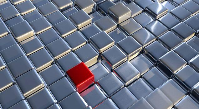 Бесплатные фото куб,геометрия,аннотация,свечения,объекты,справочная информация,3d,металлический,краска,кубики,метал