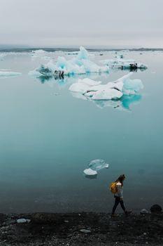 Заставки вода, айсберг, пляж