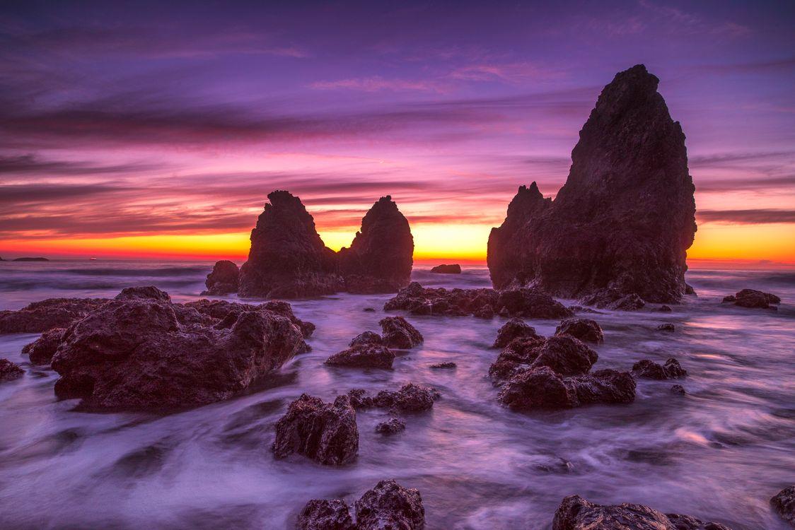 Скалы в San Francisco · бесплатное фото