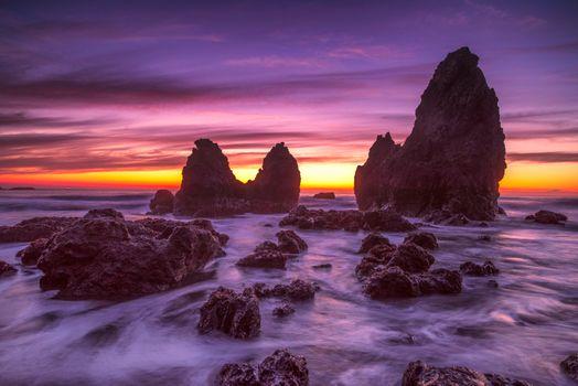 Скалы в San Francisco