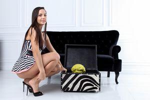 Фото бесплатно богиня, модель, Меган Л