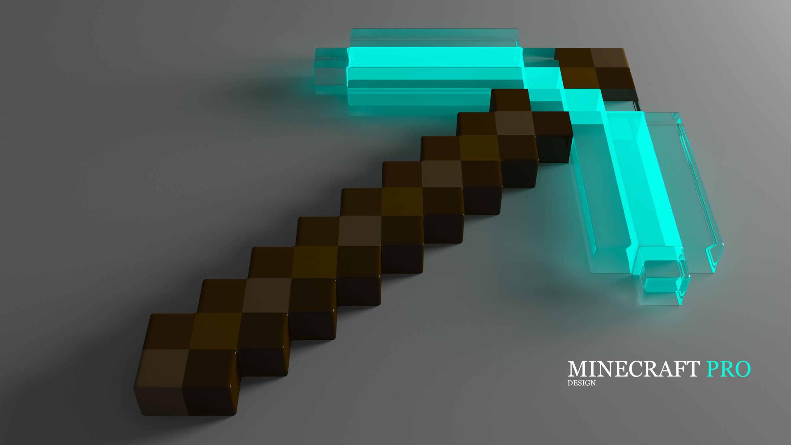 Minecraft Pick Free Photo