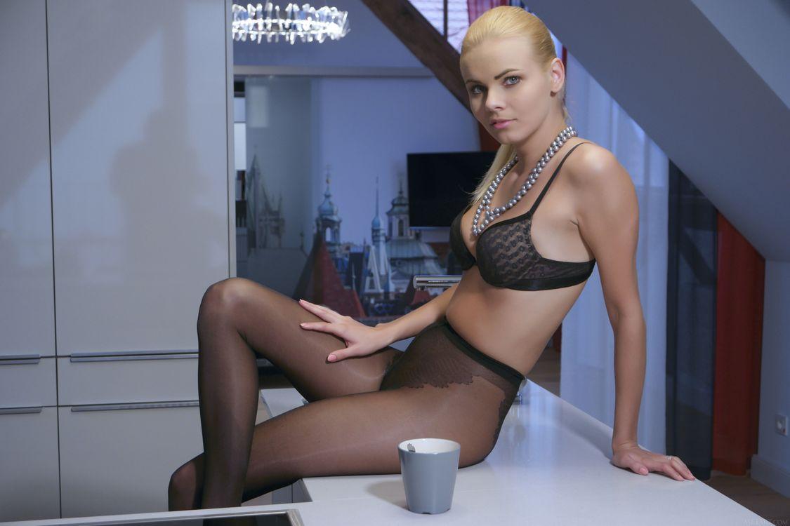 Фото бесплатно Nordica, сексуальная девушка, beauty, сексуальная, молодая, богиня, киска, красотки, модель, колготки, девушки