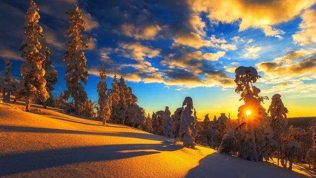 Заставки красота, пейзаж, свет