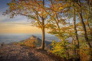 Фото бесплатно Burg Hohenzollern, Швабский Альб, Замок Гогенцоллернов