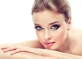 Фото бесплатно модель, макияж, взгляд