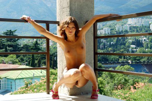 Photo free Verona, poses, naked girl